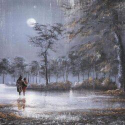 მინაზე აორთქლებული სიყვარული