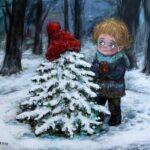 როგორ ვუთხრათ ბავშვებს სიმართლე თოვლის ბაბუაზე